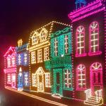 Just one of many light displays