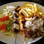 Assiette mixte à 12€