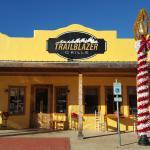 Trailblazer Grille
