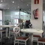 salón de desayunos