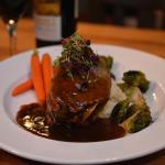 The Hyde Away Restaurant Foto