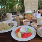 Desayuno en ComoComo
