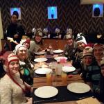 B Team night Secret Santa Night