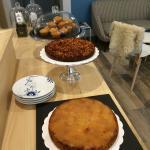 Gâteaux faits maison Koeben Bordeaux