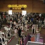 Comp Access to Golds Gym