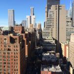 Window View - Pod 39 Hotel Photo