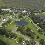 Ariel Shot of Resort
