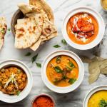 Tandoor Sunday Brunch - Naan & Curry Set