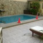 Una refrescante piscina