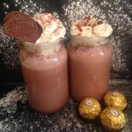 Winter hot chocolates