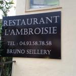 Billede af L'Ambroisie