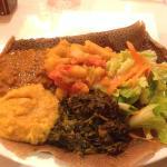 Foto de New Eritrea Restaurant