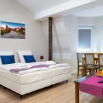 Foto van Emaus Apartments