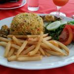 Almuerzo de negocios y estadía