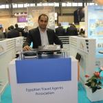 Chairman In London Travel Show