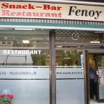 Snack Bar Restaurant Fenoy