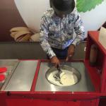 Cool Corner Fried Ice Cream Parlor Foto