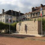 Monument aux Morts, Chalon-sur-Saone, France, Oct 2015