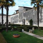 Palazzo Leti - Giardino Esterno