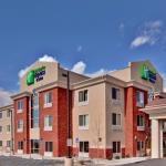 Holiday Inn Express Hotel & Suites Albuquerque Airport Foto