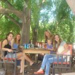 La Posibilidad de Almorzar Afuera con mi hija y mis sobrinas