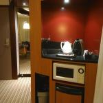 Foto de Novotel Suites Lille Europe hotel