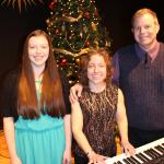 Susan Featro & Friends at her 2015 Christmas concert