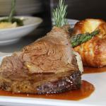 Prime Rib in the Palmer Room