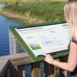John E Poole Interpretive Boardwalk