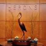 Herons Entrance