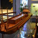 Display at the Maritime Museum