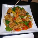 Tantalizing Asian Cuisine Foto