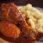 Picante de pollo