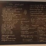 Carte + menu