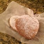 kourambdies; Greek sand tart cookies; cute and delcious!