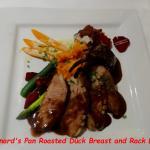 Bernard's Pan Roasted Duck