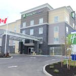 ‪Holiday Inn Express Cheektowaga North East‬