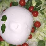 Homemade Fresh Mozzarella 3 LBS