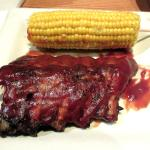 Corn and Ribs, Chili's Grill & Bar, Milpitas, CA