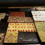 different types of nice pizza