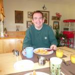Big, big, yummy breakfast...