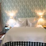 Superior Doppelzimmer mit Hästens Bett