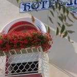 Un balcone fiorito sul mare