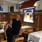 Gloria and her husband run this Greek Tavern