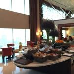 Club lounge ontbijt / breakfast