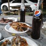Good food at Pachie's