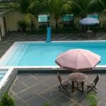 vieuw kolam renang dr lt.2