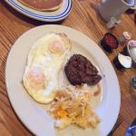 Machine Shed Pewaukee - Cattleman's Breakfast