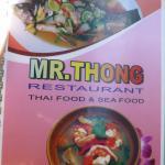 Mr Thong Foto