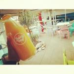 Juicy Day! Me Fascinó, la Comida y Bebidas todo Delicioso, el Smoothie Dubai lo Mejor que he Pro